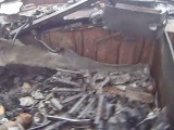 Новосветловка Луганск укропская бронетехника разбита.
