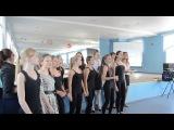 Празднование Дня Города Ростова-на-Дону в 7 школе (часть 3)