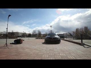 Elpuercosi´s stanced Subaru Impreza WRX STi photo shoot ft Jtmedia