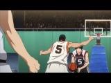 Баскетбол Куроко / Kuroko no Basuke - 11 серия 1 сезон [Озвучка: Pandora & Nika Lenina]