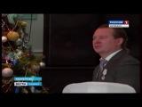 Аман Тулеев, губернатор Кемеровской области проповедует о Христе