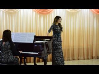 """И. Брамс """"Вальс"""". А.Даргомыжский песня Ольги из оперы """"Русалка"""""""