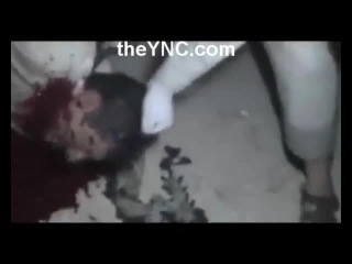 Newly Released Bloody Beheading by ISIS